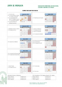 CALENDARIO ESCOLAR SEVILLA 2015-2016-001